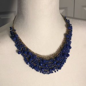 Jewelry - ⭐️ 2/$15 Eligible*   Cobalt Blue Beaded Necklace